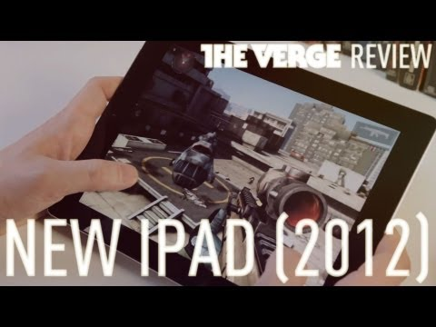 iPad review (2012)
