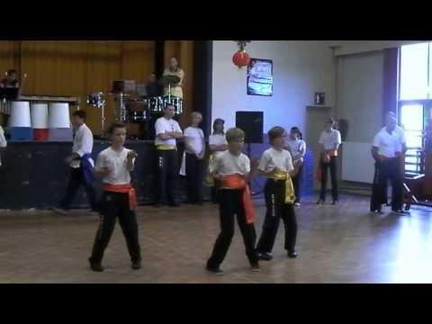 Wing Chun Pai Opendeurdag - Siu Lim Tao