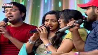 Jagadhananda Karaka Song Performance    Naga Shourya,Palak Lalwani - ADITYAMUSIC