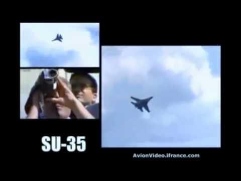 Cuatro Aviones Rusos Insuperables==Su-30 Su-35 Mig-29 Mig-35