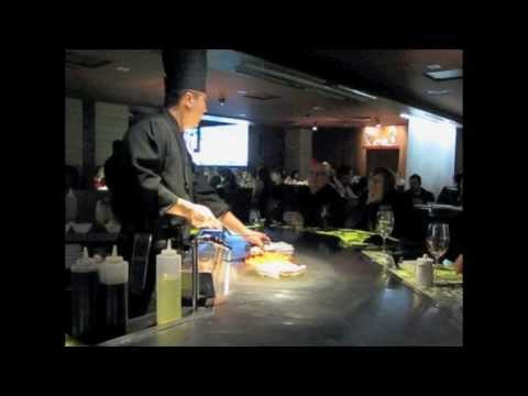 News Report on Star Series Teppanyaki Table