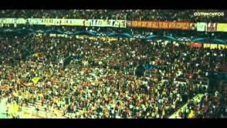 Turk Telekom Arena Cehennem (İspanyolların Gözünde Galatasaray Taraftarı)