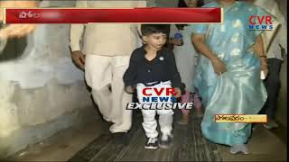 AP CM Chandrababu Naidu Grandson Devansh Starts Polavaram Spillway Gallery Walk | PolavaramProject - CVRNEWSOFFICIAL