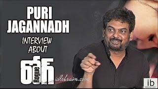 Puri Jagannadh interview about Rogue - idlebrain.com - IDLEBRAINLIVE