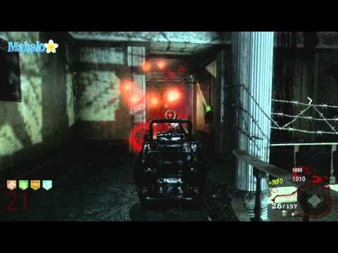 Cod Black Ops Zombies Kino Der Toten Strategy 2 Player