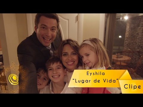 Eyshila - Lugar de Vida - Clipe oficial