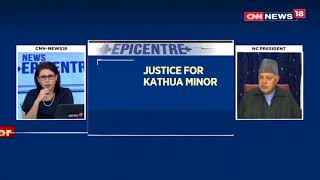'Will There Be A Fair Trial Of Kathua Horror?   Epicentre with Marya Shakil   CNN-News18 - IBNLIVE