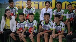 Thai Cave Rescue Boys Recount Their Ordeal - WSJDIGITALNETWORK