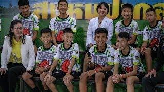 Thai Cave Rescue Boys Recount Their Ordeal - WSJDIGITALNETWORK