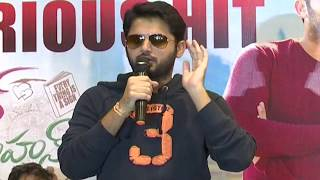 Chal Mohan Ranga Movie Success Meet | Nithin | Megha Akash | TFPC - TFPC