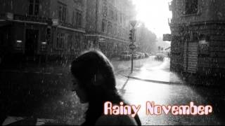 Royalty Free :Rainy November