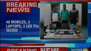 STF bust cricket betting racket in Noida; 3 people arrested, Rs 21 lakh seized - NEWSXLIVE