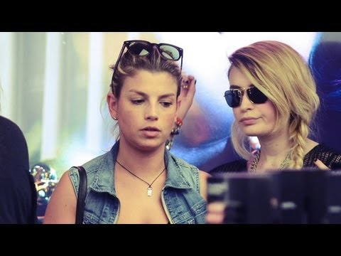 Emma Marrone: Estate 2013 all'insegna dello shopping