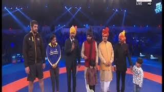 PWL 3 Day 14:  Mumbai Maharathi won the toss against NCR Punjab Royals; blocks 74 kgs - ITVNEWSINDIA
