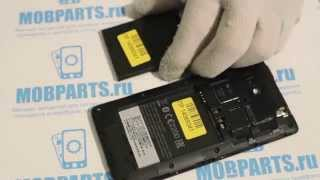 HTC Desire 600 разборка, сборка, ремонт