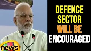 Modi Says Private Venture Capital Into The Defence Sector Will Be Encouraged | Mango News - MANGONEWS