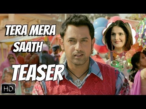 Teaser | Tera Mera Saath | Jatt James Bond | Rahat Fateh Ali Khan | Full Song Coming Soon