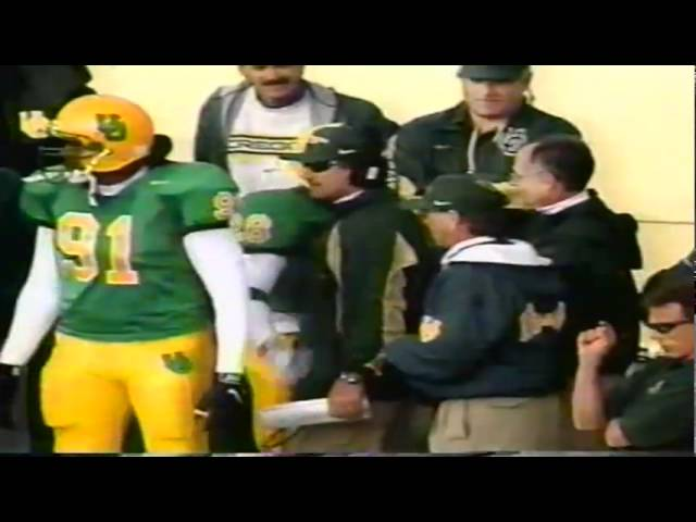 Oregon RB Saladin McCullough 69 yard touchdown run vs. UCLA 10-11-1997