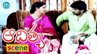 Aditya Movie Scenes - Jagadish Introduction || Shilpa || Swapna || Shasidhar - IDREAMMOVIES