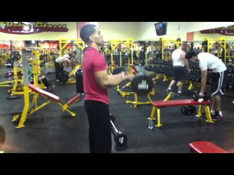 Weight Lifting Routines Video