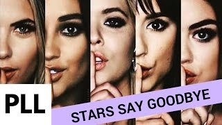 Pretty Little Liars Cast Tear Up As Filming Officially Wraps - HOLLYWIRETV