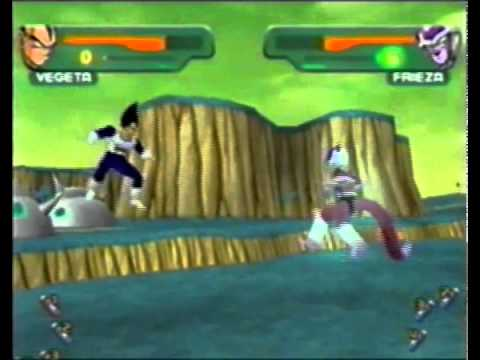 Dragon Ball Z Budokai Part 2 - Story Mode Extras