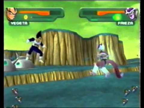 Dragon Ball Z Budokai Part 2 - Story Mode Extras