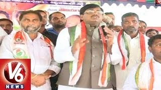 Congress G Vivek : Sonia Gandhi Made Telangana a Reality - V6NEWSTELUGU