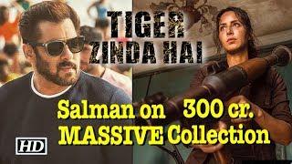 "Salman on MASSIVE Record of ""Tiger Zinda Hai"" - IANSINDIA"