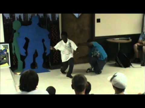 2011 Summer Camp activity highlights