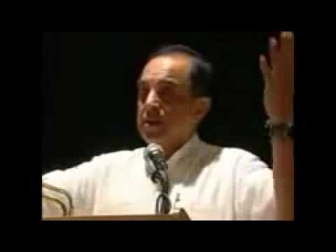 Do You Know Your Rahul Gandhi? - Subramanian Swamy