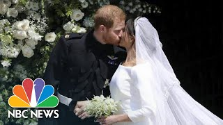 Prince Harry And Meghan Markle Are Married At St. George's Chapel | NBC News - NBCNEWS