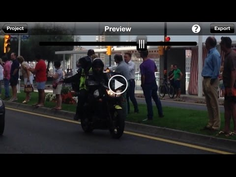 Accidente de un guardia en la vuelta ciclista a España 2014 un día después de Gijon