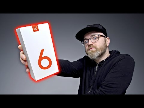 Get The OnePlus 6 EARLY! - يوتيوبات