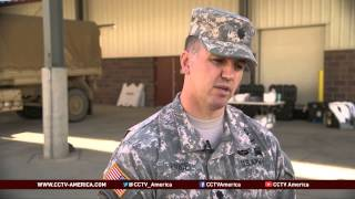 See the news report video by US Army to build more Ebola treatment units in West Africa