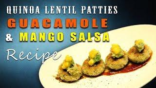Sunny side up prawn and crab biryani recipe chef chinu healthy quinoa lentil patties guacamole and mango salsa recipe yummy street food forumfinder Choice Image