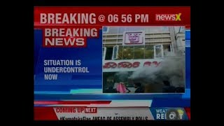 Fire breaks out at a restaurant in Bengaluru; 4 fire tenders rush to spot to douse flames - NEWSXLIVE