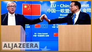 🇨🇳 Trade expected to dominate EU-China summit agenda | Al Jazeera English - ALJAZEERAENGLISH
