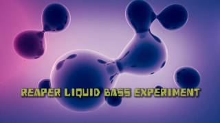 Royalty Free :Reaper Liquid Bass Experiment