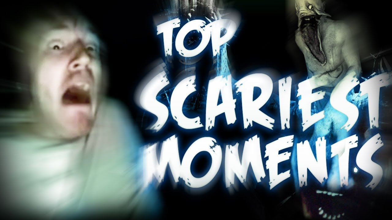 [FUNNY] TOP SCARIEST MOMENTS OF GAMING! (with screams) [PewDiePie] Yang belum tau PewDiePie