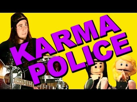 Karma Police - Gianni and Sarah (Radiohead Loop Cover)
