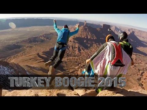 Turkey Boogie - Full Movie   BASE Jumping Documentary