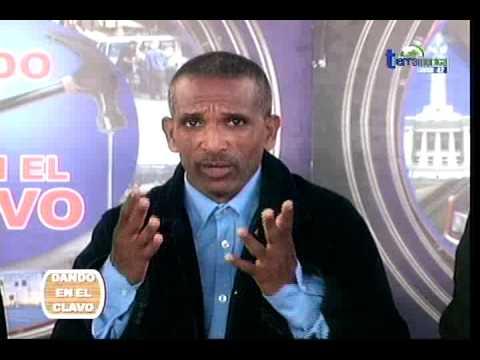 DANDO EN EL CLAVO TV 15 DE ABRIL 2013- 1 DE 5