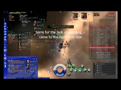 Eve Online Pvp - Break Everything - Prons IS BACK!!