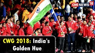 'CWG 2018: India's Golden Hue | Epicentre Plus with Shreya Dhoundial | CNN-News18 - IBNLIVE