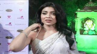 Sexy Sreya Saran in Saree Looking very hot view on youtube.com tube online.