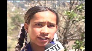 Nisha Rani was on hunger strike demanding toilet facility at her home - ABPNEWSTV