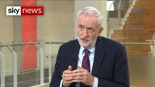 Corbyn says Labour is likely to back public vote amendment - SKYNEWS