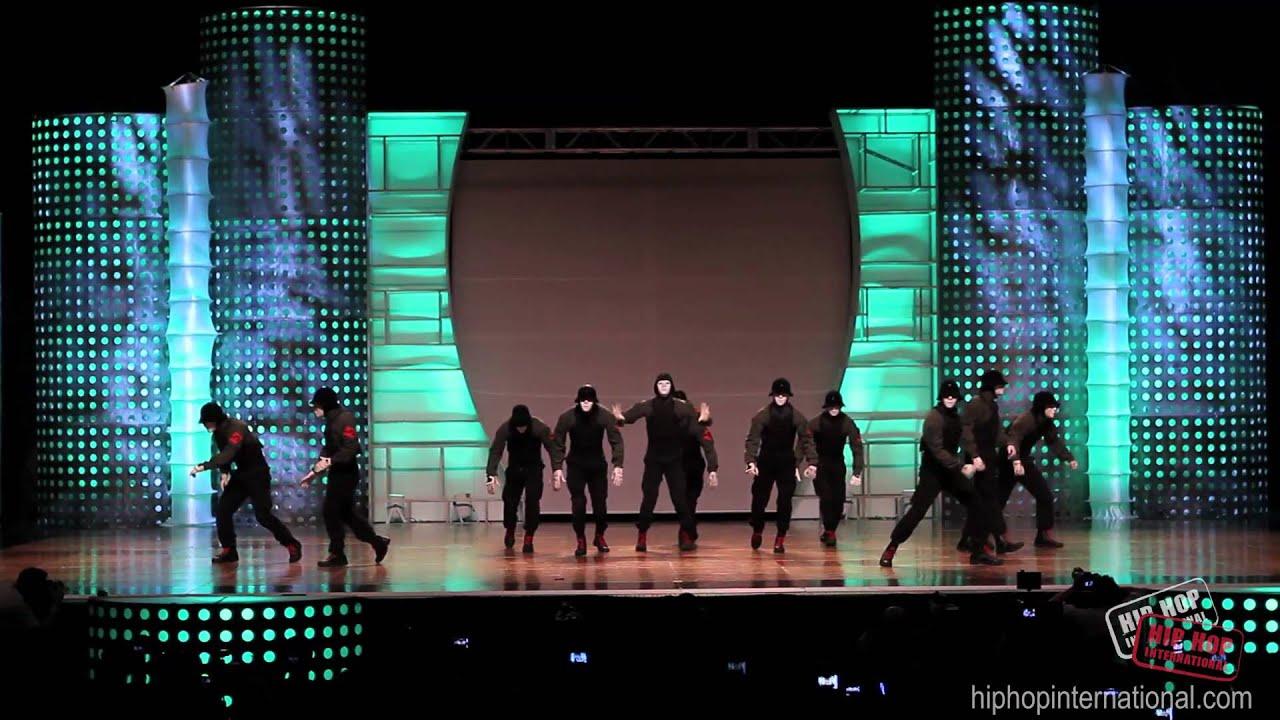 JABBAWOCKEEZ | Performance @ HHIs 2012 World Hip Hop Dance Champ