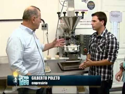 A Grande Ideia - Fature até R$ 20 mil com a produção de coxinhas
